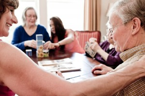 Activities for Alzheimer's or other forms of dementia